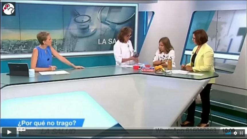 """""""Madrid Contigo"""". Telemadrid. 4/8/2016"""