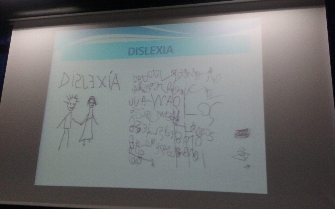 Charla para padres en el Colegio Inmaculada Concepción sobre la Dislexia