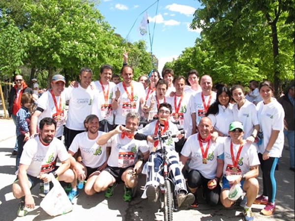 Maratón Madrid 23 de Abril