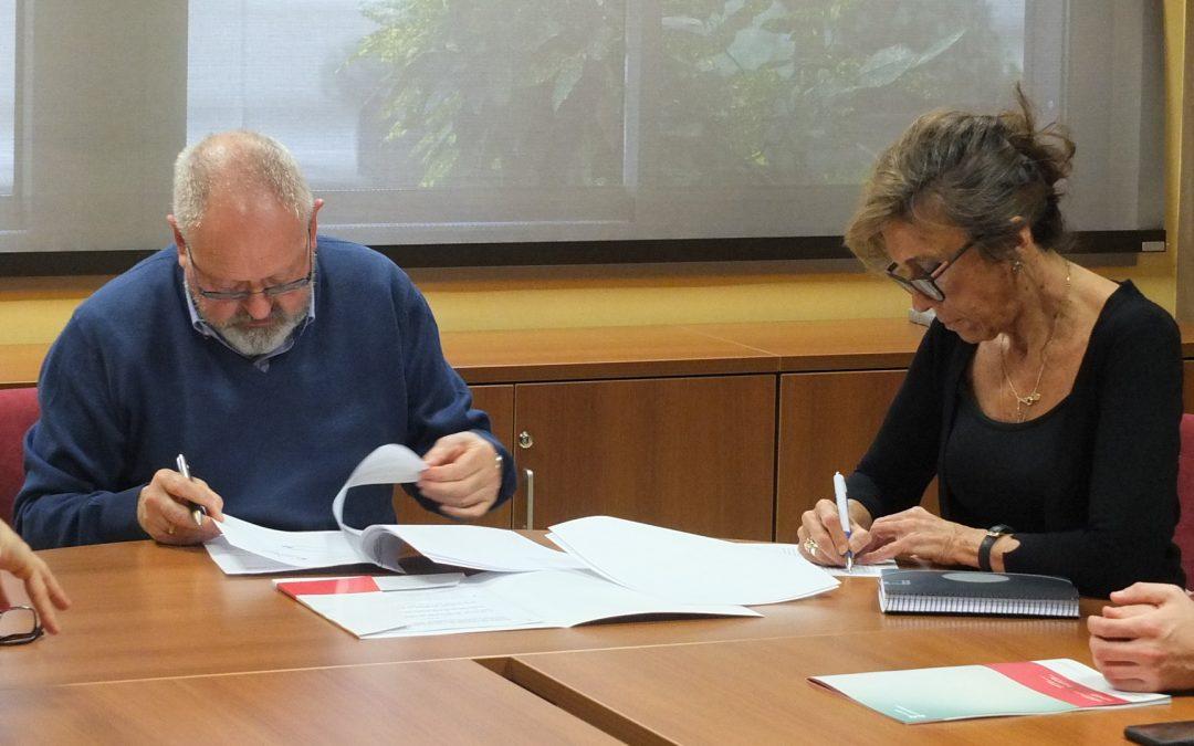 Nuevo acuerdo de colaboración de CRL