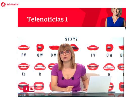 TELEMADRID VISITA CRL – 6 Marzo 2019
