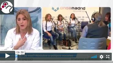 """""""Madrid Contigo"""". Telemadrid.7/12/2016"""