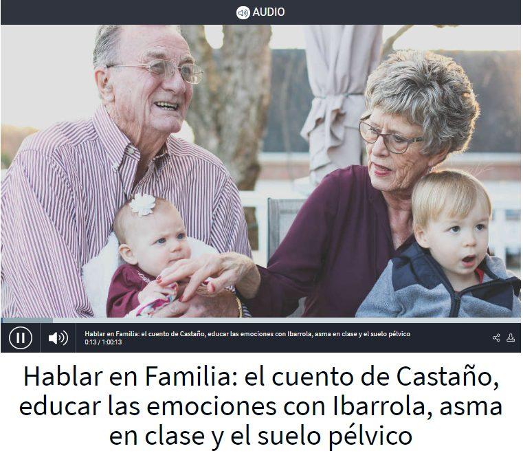 HABLAR EN FAMILIA