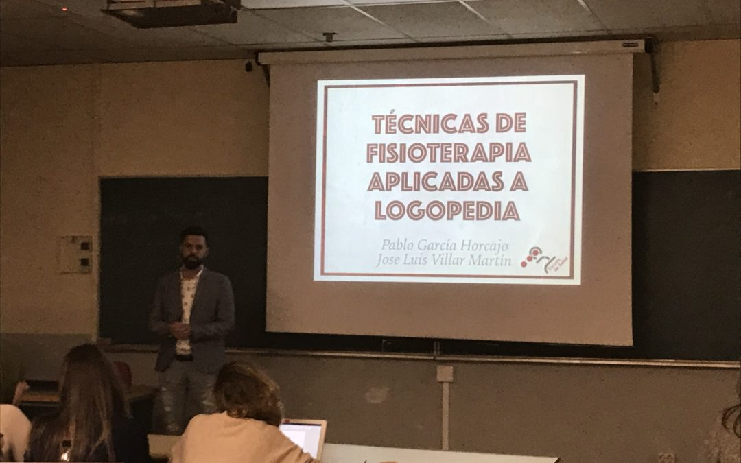 Seminario de Fisioterapia aplicada a la Logopedia