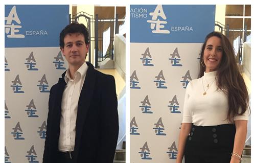 CRL, en la entrega de los Premios Autismo España